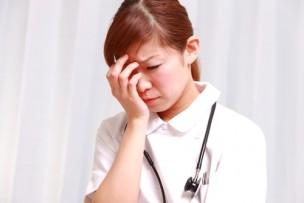看護師 疲れた