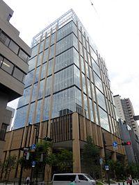 田辺三菱製薬の本社