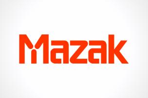 ヤマザキマザックのロゴ