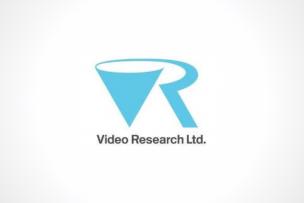 ビデオリサーチのロゴ
