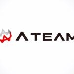 エイチーム(Ateam)のロゴ
