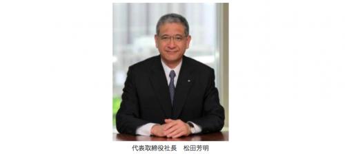 松田産業のトップメッセージ