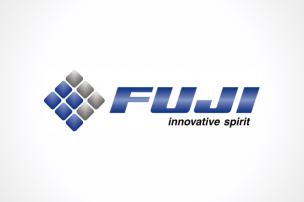 株式会社FUJIのロゴ