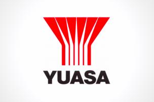 ユアサ商事のロゴ