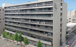 京都銀行の本社