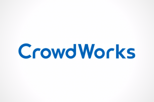 クラウドワークスのロゴ
