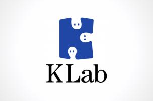 Klab株式会社のロゴ