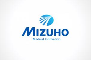ミズホ株式会社(医療機器)のロゴ