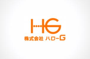 ハローGのロゴ