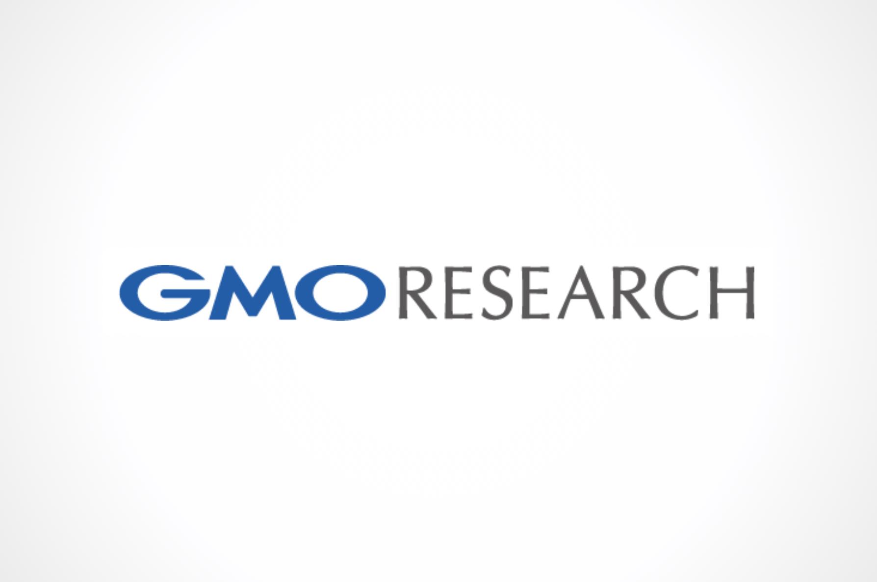 GMOリサーチのロゴ
