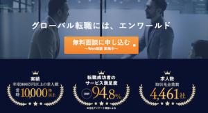 エンワールドジャパンTOP