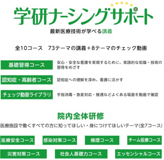 学研ナーシングサポート