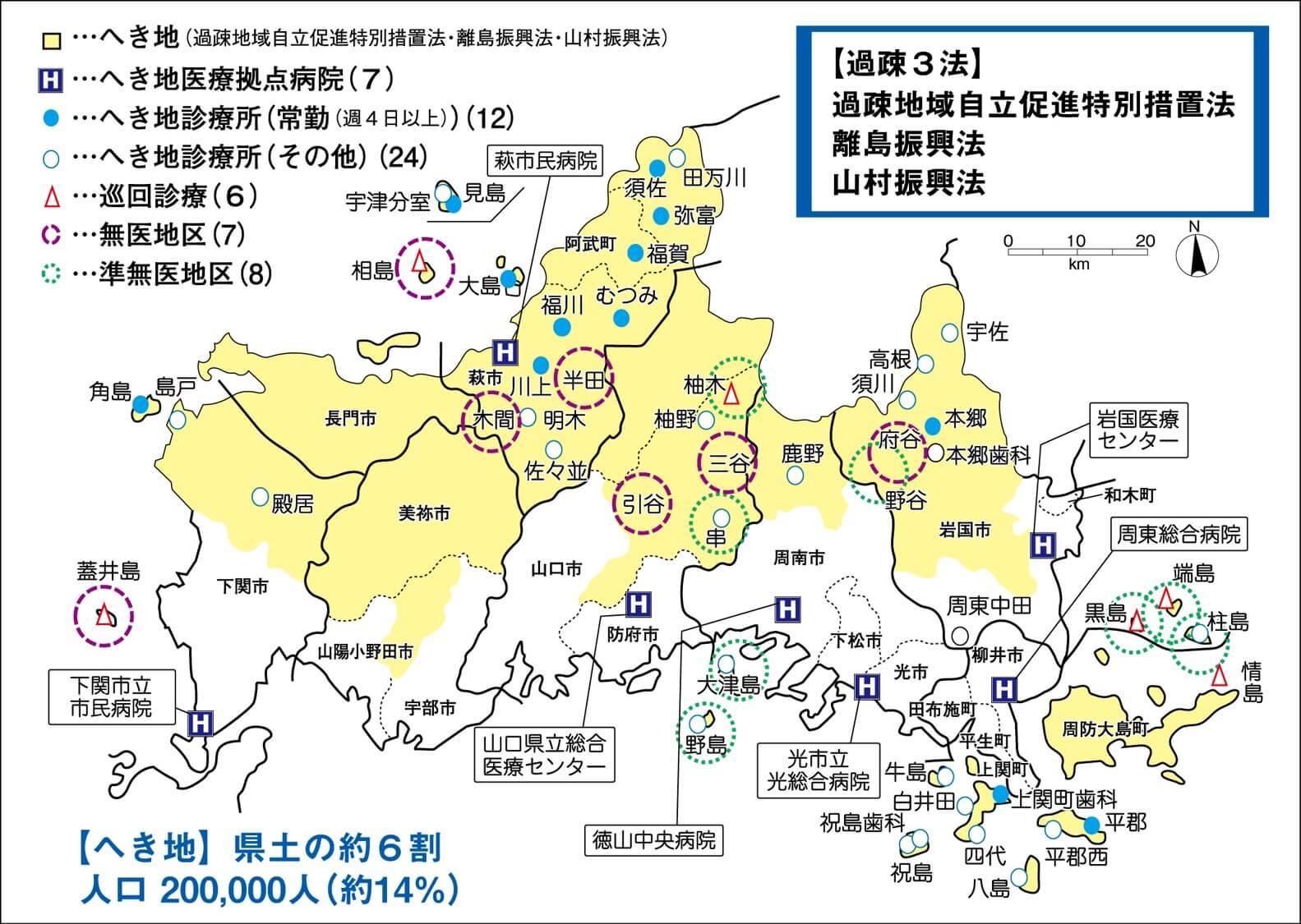 山口県へき地医療